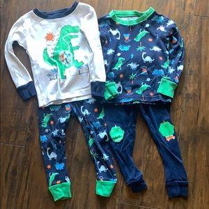 Dinosaur Pajamas Bundle